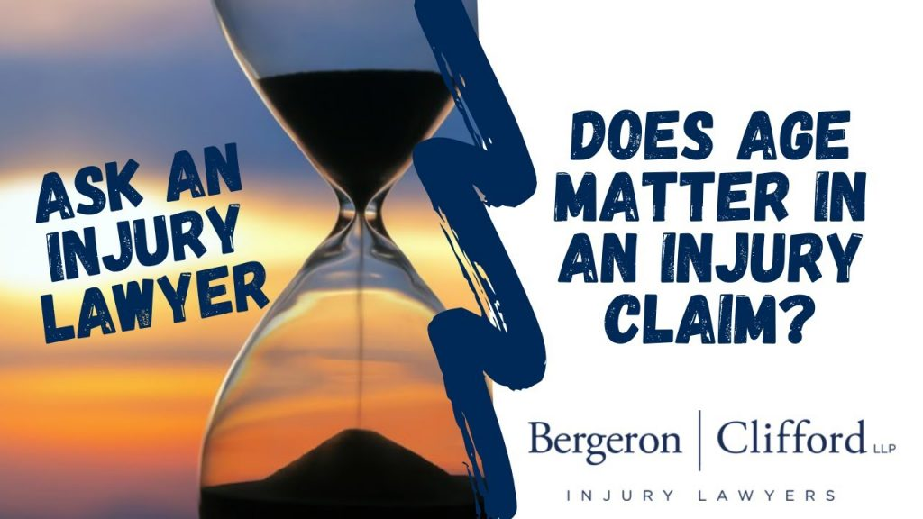 Does age matter in an injury claim cover