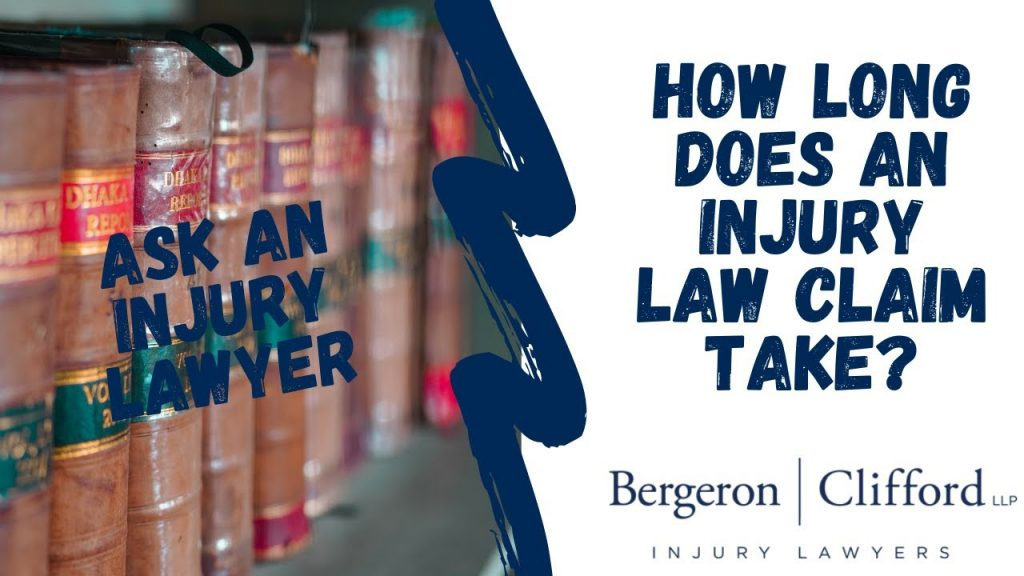 How long does an injury claim take
