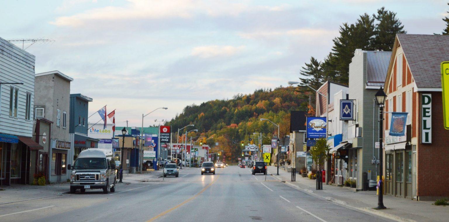 Bancroft street view