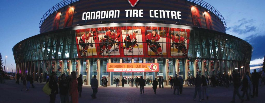 Kanata_image of Canadian Tire Centre