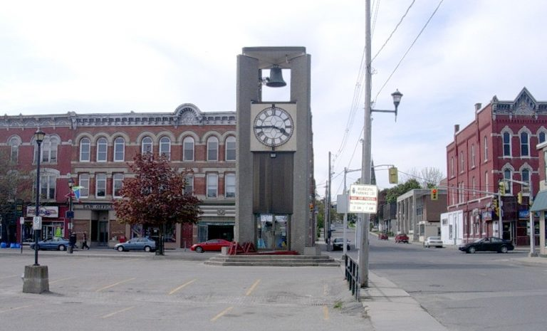 Image of Prescott Clock