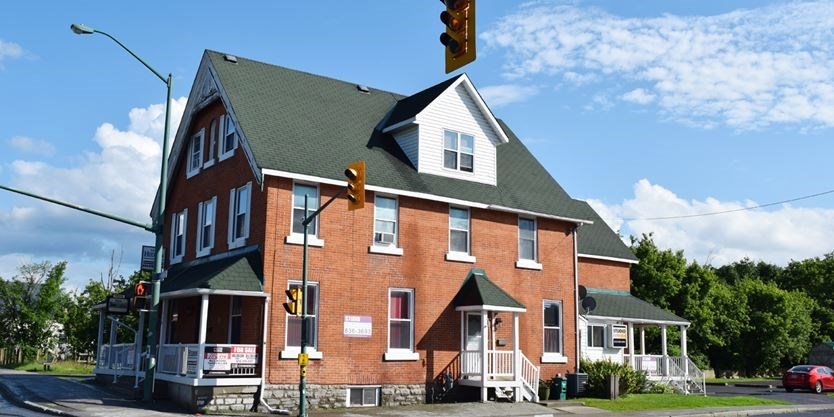 Image of historical building in Stittsville Ontario