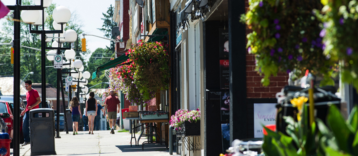Image of downtown Arnprior