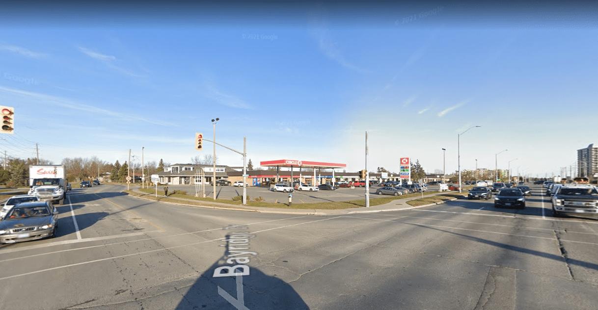 Bayridge Drive and Princess St_Kingston