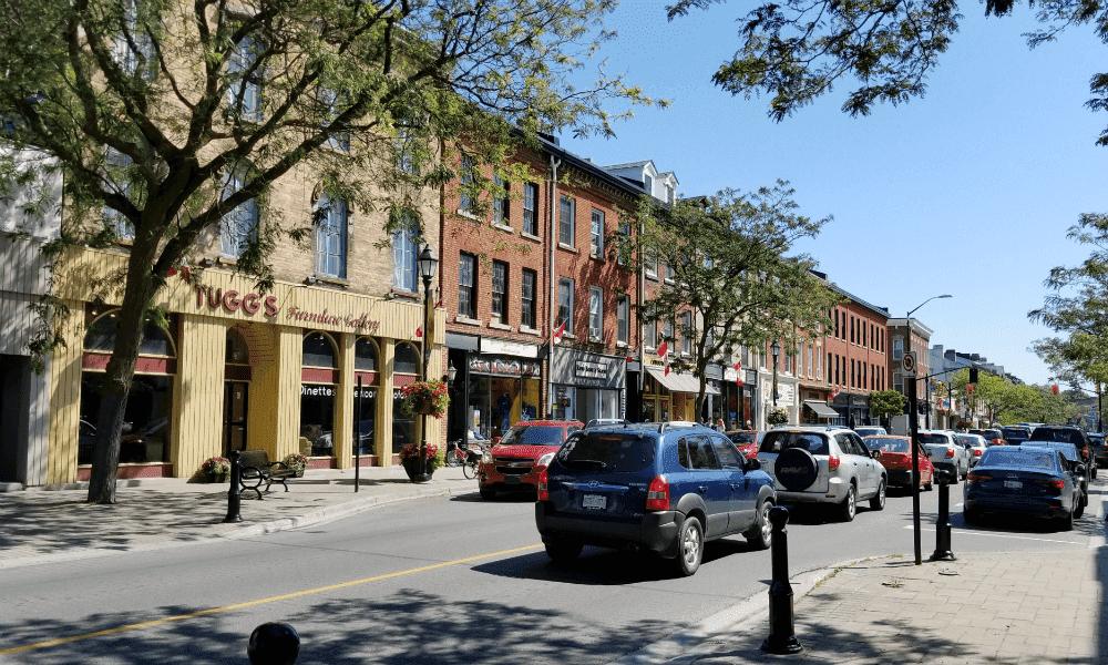 Image of Cobourg Street