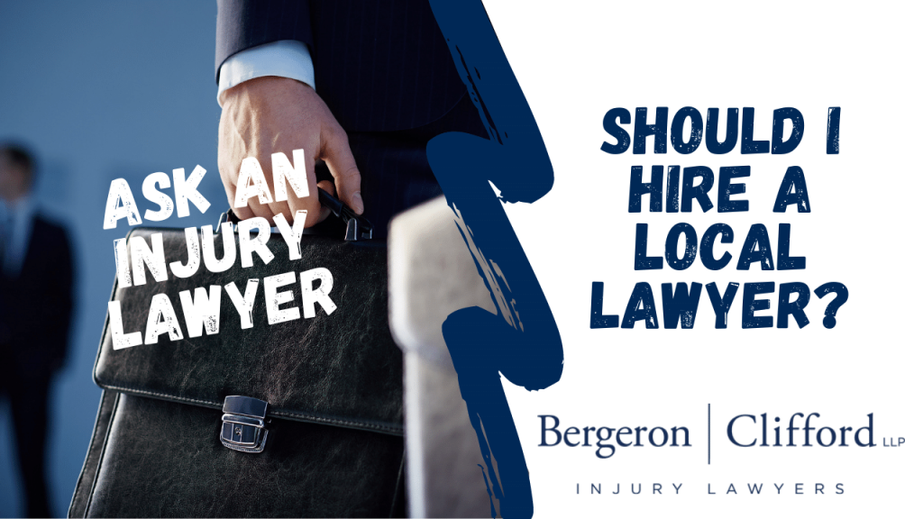 Image of lawyer holding a suitcase_ask an injury lawyer_should I hire a local lawyer