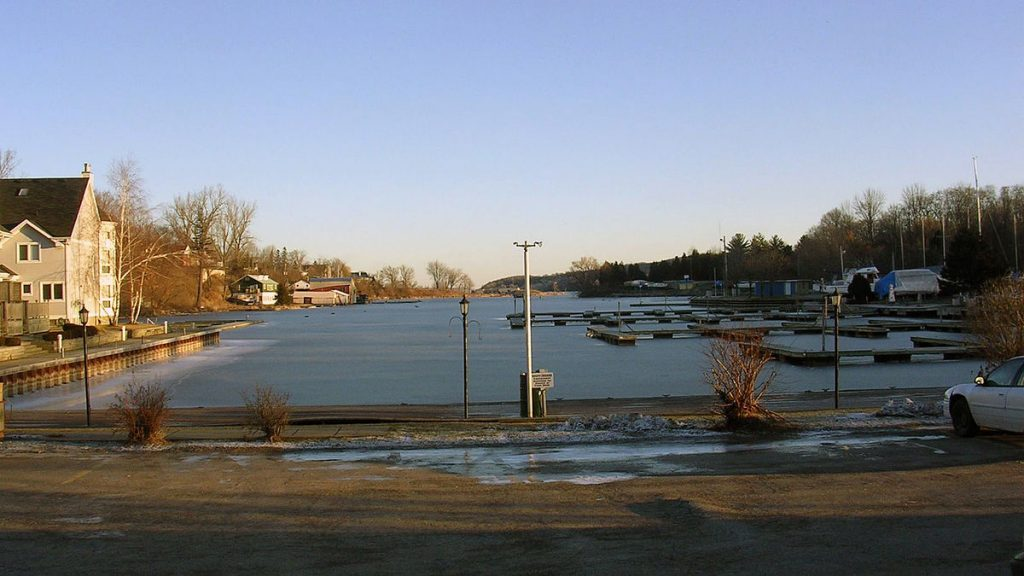 Image of Picton Harbour